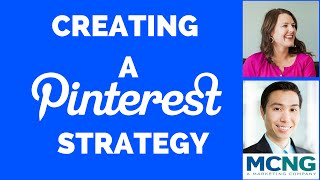 Creating A Pinterest Strategy With Kate Ahl And Vincent Ng