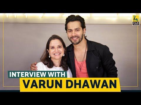 Varun Dhawan Interview With Anupama Chopra | October | Film Companion