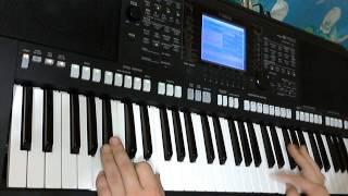 Гарна мелодія - Синтезатор Yamaha PSR-S750