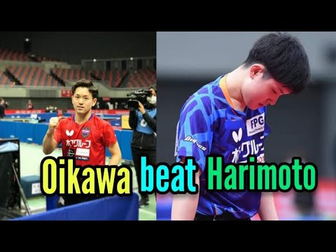 Download Amazing Match | Tomokazu Harimoto vs Mizuki Oikawa | 2021 ALL Japan Table Tennis Championships