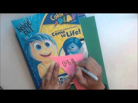 Coloring Books for kids review - Libros de Colorear para Niños ...