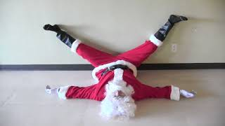 Santa Needs Some Savasana & MASSAGE!! | DOD 159