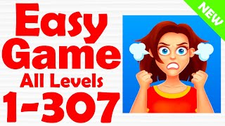 Easy Game - Brain Test & Tricky Mind Puzzle [ Level 1-307 ] Gameplay Solution