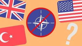Какие страны выйдут из НАТО ?