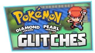 Pokemon Diamond and Pearl Glitches - Game Breakers