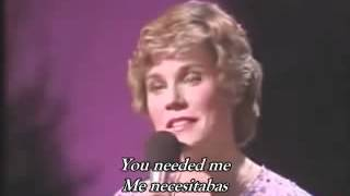 Anne Murray   You Needed Me subtitulada