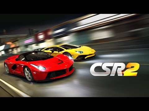 CSR2 - Launch Trailer