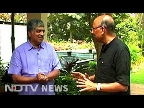 Walk The Talk with former UIDAI chairman Nandan Nilekani