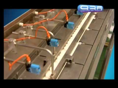 AFP high speed automatic feed packaging line KZ500