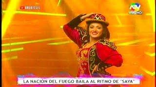 COMBATE Desafio de Baile Nacion Fuego 04/07/14