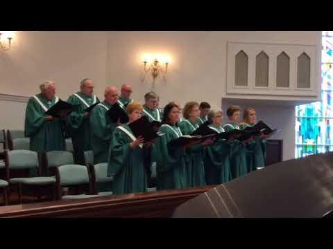 God Of All Ages 11AM Choir / Organist: Ryland Brown 7/8/18