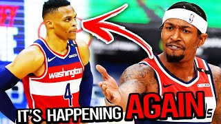 BRADLEY BEAL DEMANDING A TRADE From RUSSELL WESTBROOK & The Washington Wizards WOULD Make Sense