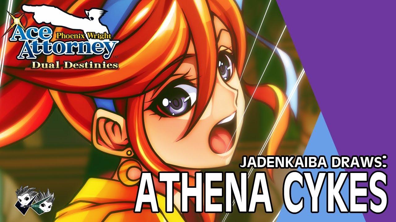 Objection Hold It Jadenkaiba Draws Athena Cykes Speedart Youtube Jadenkaiba is live on picarto.tv! youtube
