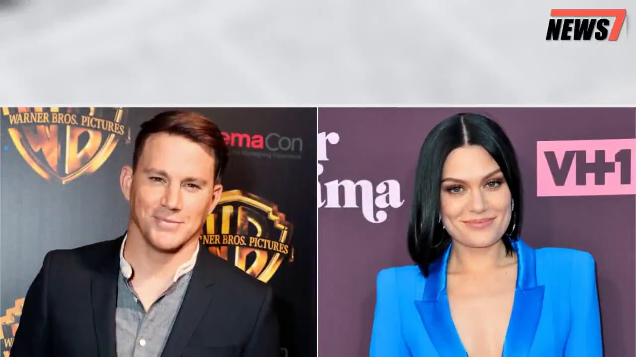 Are Channing Tatum And Jessie J Really Together? Pair Confirms Relationship By Holding Hands