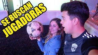 LA NIÑA TIBURON SERA FUTBOLISTA // GANA BOLETOS - PUMAS VS CHIVAS