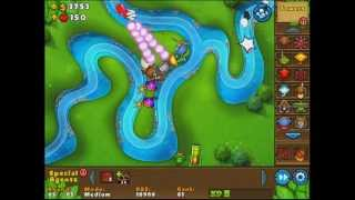 BTD5 - Random Mission E4 - Monkey River