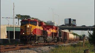 Railfanning Brightline and Florida East Coast Railway - September 2017