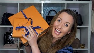 Mini Haul- Louis Vuitton Bag Reveal and Some New Dior Bits....