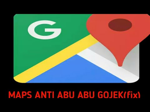 Maps Anti Abu Abu Gojek(FIX)