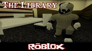 The Library (Update) [EARLY ACCESS] By CaptainSpinxs [Roblox]