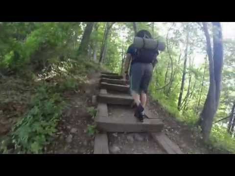 Delaware Water Gap: New Jersey Appalachian Trail