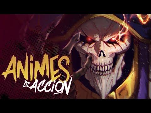 Top 7: Los Mejores Animes De Acción 2019