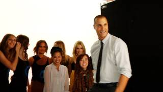 Fashion Week: NYC Fashion's Night Out + Nigel Barker!