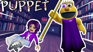 SCARIEST PUPPET OF THEM ALL...KINGMO! / ROBLOX