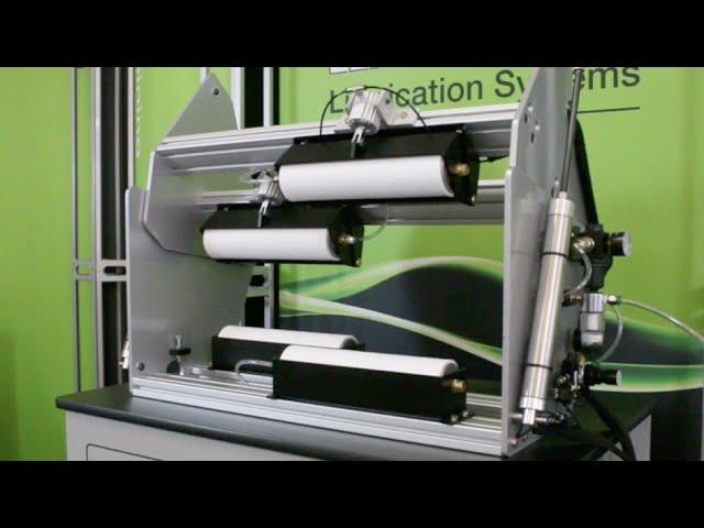Unist Metal Forming Minute #8 Uni-Roller® HG Overview