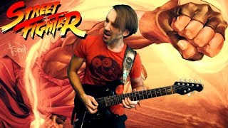 Street Fighter - Ken Theme. OST metal cover By #ProgMuz