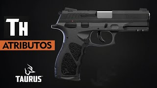 Pistola TH Série TSeries [ATRIBUTOS]