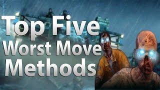 TOP 5 Worst Transportation Methods in