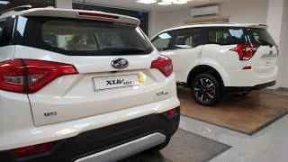 Mahindra XUV 300 Top End vs XUV 500 Top End   Exterior & Interior Comparison in 4K 60FPS