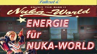 Fallout 4 - So stellt ihr die Energie in Nuka World wieder her