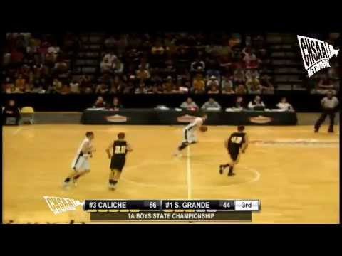 2012 CHSAA Boys Class 1A Championship - Sierra Grande Vs Caliche