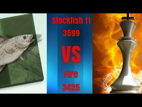 Stockfish 11 Vs Fire 7.1
