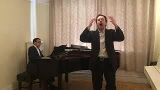 Gershwin: Just Another Rhumba – Kieran Rayner, Baritone