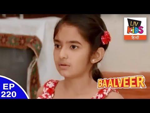 Baal Veer - बालवीर - Episode 220 - Manav Becomes Sand Man