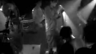Idlewild - In Remote Part / Scottish Fiction (soundboard, grayscale) - King Tuts 19th Dec 2008