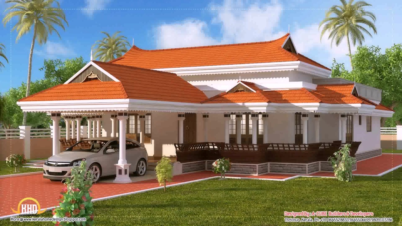 Low Cost House Construction Plans In India - YouTube