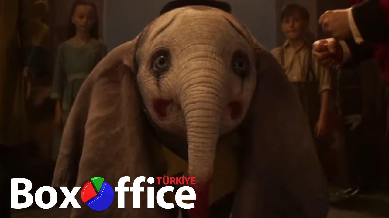 Dumbo: Fragman 2 (Türkçe Dublajlı)