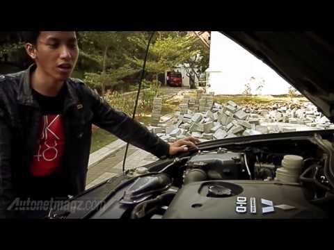Mitsubishi Pajero Sport review & test drive Indonesia