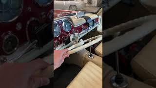 The Legend: 1954 Mercedes-Benz 300 SL