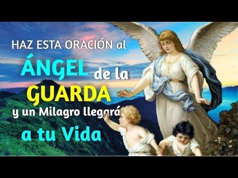 HAZ ESTA ORACIÓN AL ÁNGEL DE LA GUARDA Y UN MILAGRO LLEGARÁ A TU VIDA