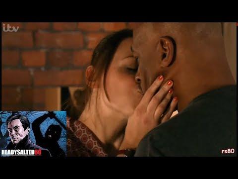 Coronation Street - Tony & Tracy Kiss