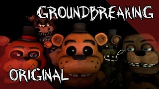 Mr. Fazbear | Five Nights at Freddy's Song | Groundbreaking (Official MV) thumbnail