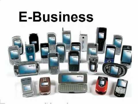 01 Que es e business ?