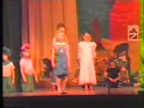 Crestline Elementary School, Mrs. Jacksons class 1983 (part two, the play)