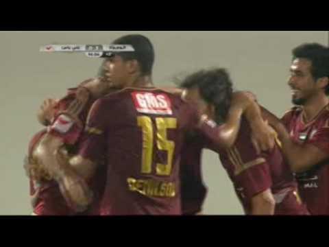 Goal by Sebastian Tagliabue AGL 26 Al Wahda vs Baniyas