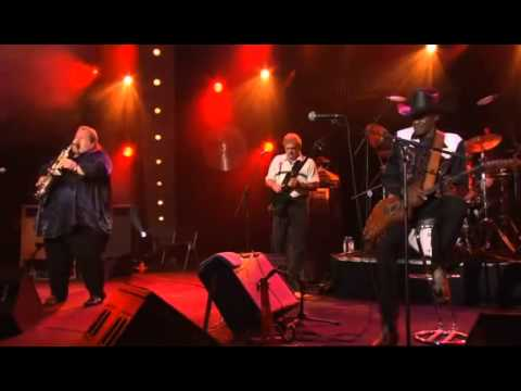 Carlos Santana Presents Blues At Montreux Clarence Gatemouth Brown 2004